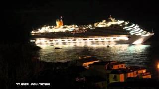 serve aiuto costa concordia isola del giglio 14 01 2012 notte