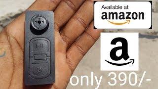 Mini S918 HD Button DV | Spy Camera button camera how to use