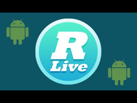 [Android] RLive App Preview  - radio israel