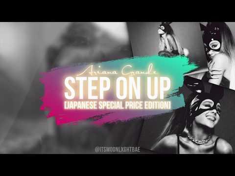 Ariana Grande - Step on Up // Dangerous Woman Ariana Grande (Lyrics in the Description)