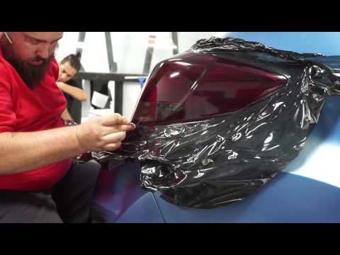 How To Endless autosalon Veloster Turbo Black Out Tail Light And Rear Reflectors.