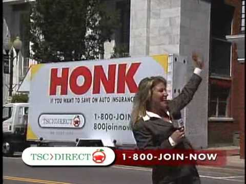 TSC Direct Insurance Honk for Savings