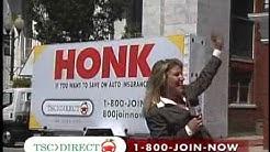 TSC Direct Insurance Honk for Savings