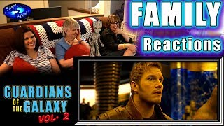 Guardians of the Galaxy 2 | FAMILY Reactions | Fair Use