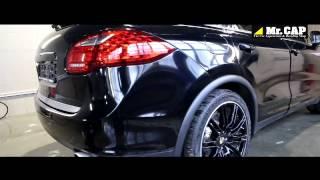 Изменение цвета автомобиля Porsche Cayenne (обработка авто в компании Мистер КЭП Маркус)(, 2014-11-10T12:35:51.000Z)
