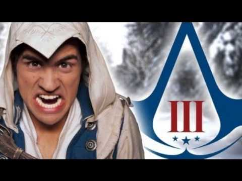 SMOSH-ULTIMATE ASSASSIN'S CREED 3 SONG AUDIO [Super Clean]