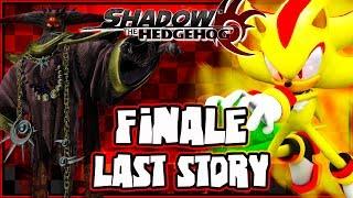 Shadow the Hedgehog - (1080p) Last Story...