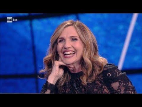Lorella Cuccarini - Che tempo che fa 15/04/2018