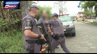Foragido da Justiça é abordado pela polícia e volta para a cadeia