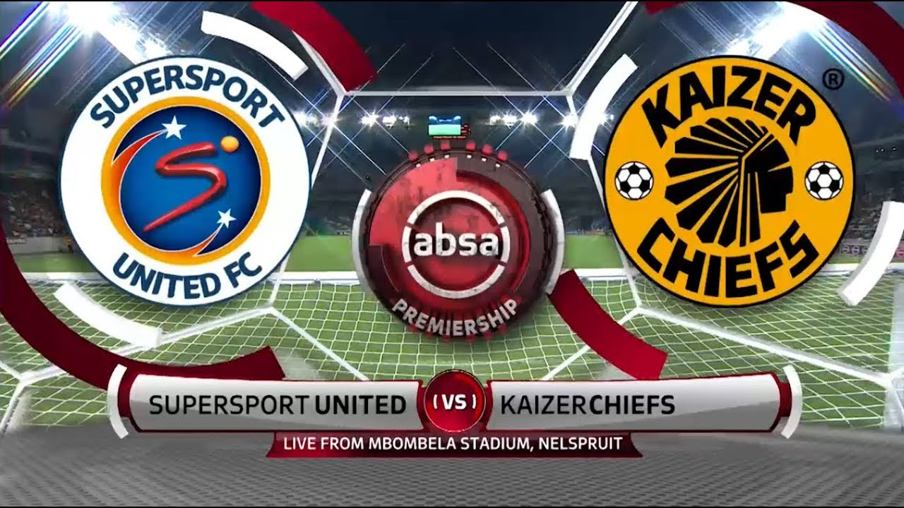 Absa Premiership 2018/19 | SuperSport United vs Kaizer Chiefs