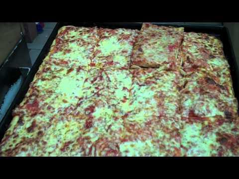 Day 23, Pizza Month 2010; Rose & Joe's Italian Bakery (Astoria, Queens)