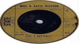 Mac and Katie Kissoon - Like a Butterfly