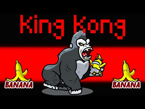 IL NUOVO RUOLO DI KING KONG SU AMONG US CON LE MOD!!