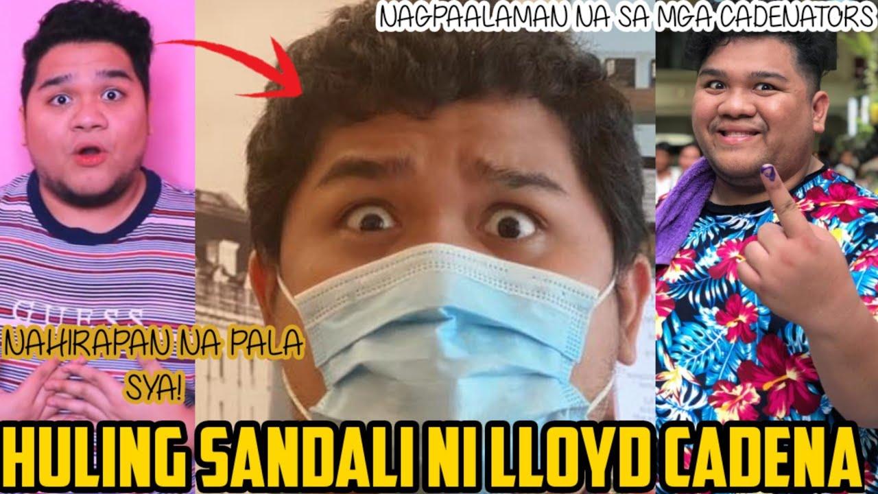 ITO PALA ANG HULING SANDALI ni LLOYD CAFE CADENA bago paman ito NAMAALAM! SHOCKING!