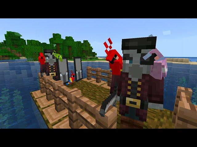 скачат майнкрафт пиратки ехе #10