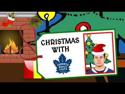 NHL Secret Santa: Toronto Maple Leafs edition