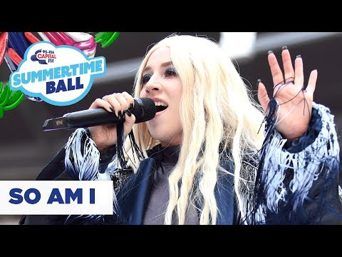 Ava Max - &39;So Am I&39;   at Capital's Summertime Ball 2019
