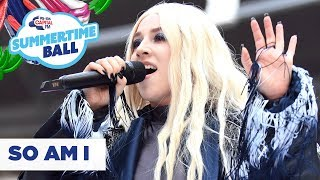 Gambar cover Ava Max - 'So Am I' | Live at Capital's Summertime Ball 2019