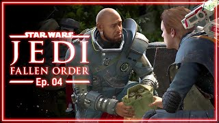 Star Wars Jedi: Fallen Order •04• На Кашиик