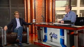"""Actor Jere Burns Talks TBS's New Series """"Angie Tribeca"""" in Studio & More - 1/20/16"""
