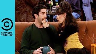 Ross Sleeps with Janice | Friends