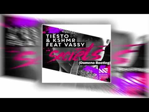 Tiësto & KSHMR Feat. Vassy - Secrets (Domeno Bootleg) | BigRoom