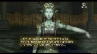 Legend of Zelda: Twilight Princess - all bosses/in order (HD)