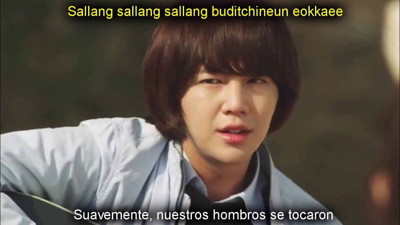 Ost Love Rides The Rain-Love Rain (Jang Geun Suk) Sub Español/Sub Romaji