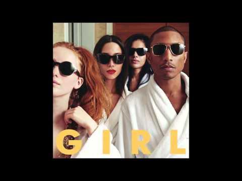 Pharrell Williams - 05 - Happy - G I R L HD1080 320kbps