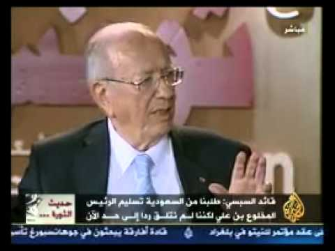 Video  Interview Béji Caid Essebsi 03 | Tunis Tribune