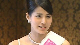 2010年8月9日、神戸ウエディング会議主催の『神戸ウエディングクイーン...