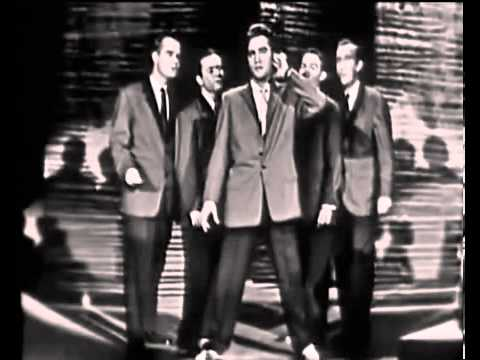 Elvis Presley  Love me 1956