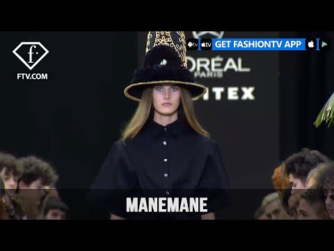 Madrid Fashion Week Spring Summer 2018 - Manemane | FashionTV