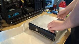 Xbox 360 250GB Unboxing