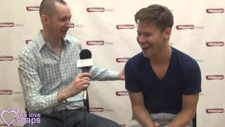 "Randy Harrison Previews ""Harbor"" On WE LOVE SOAPS TV"