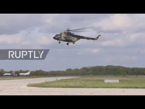 Serbia: Russia & Serbia carry out 'BARS 2016' military drills near Belgrade