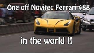 INSANE  780HP NOVITEC FERRARI 488GTB !!! #67