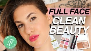Full-Face TESTING 'CLEAN' Makeup.. OMG! I'm Shocked... | Jamie Paige
