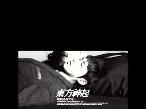 TVXQ - Before U Go [MP3 + DL]
