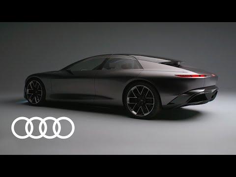 The Audi grandsphere concept: personalized luxury