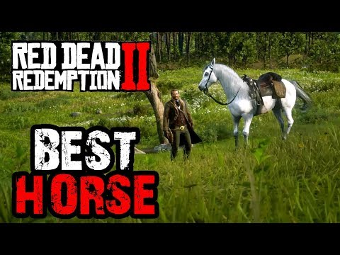 Best Horse In The Game The Arabian Red Dead Redemption 2 Most
