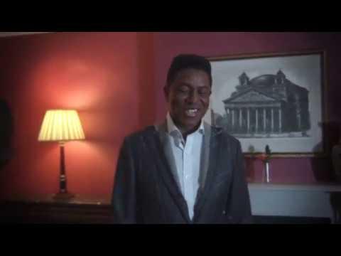 Jermaine Jackson talks about Alexander Amosu bespoke Suit