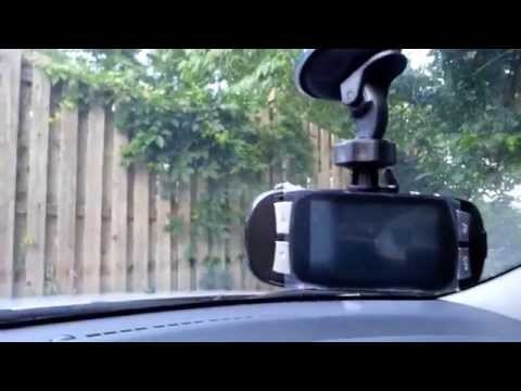 REVIEW and BUY: G1W-C Full HD 1080P H.264 Capacitor Model Cam - No Battery Dashcam