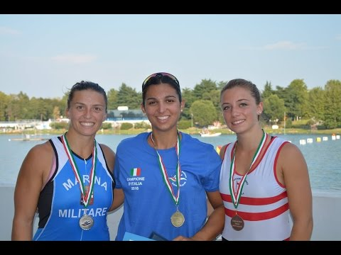 Campionato Italiano Velocità - Milano 9 Settembre 2016 (Parte 1)