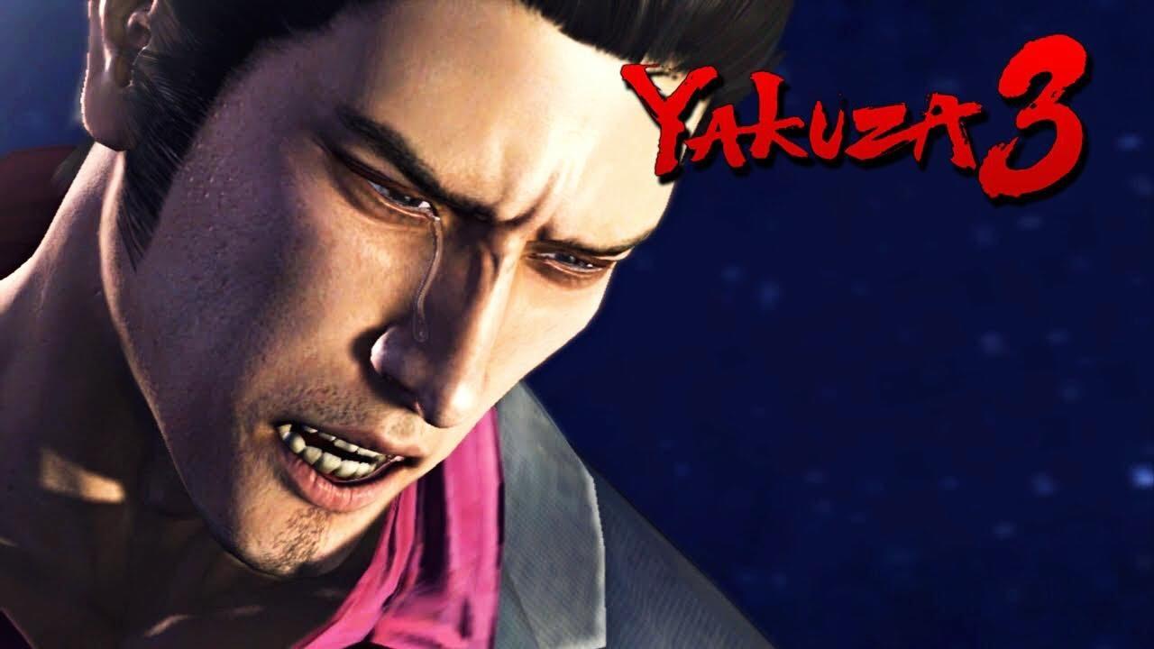 Yakuza 3 - Chapter #11 - Crisis - YouTube