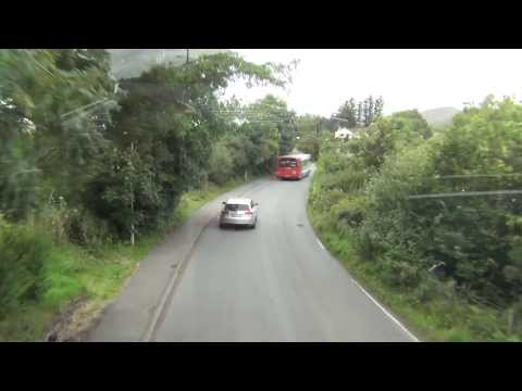 Skye Open top tour 4.1: Portree - Kilt Rock