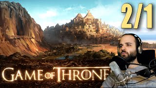 Game of Thrones 2/1: VUELVE JUEGO DE TRONOS!! - Gameplay Español con Subtítulos