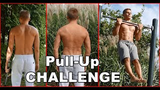 30 Days Calisthenic Pull Up Workout Challenge