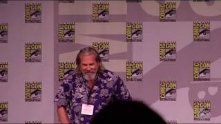 Legendary Pictures: Pre-production Preview Comic-Con 2011 Panel