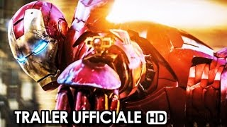 Avengers: Age of Ultron Trailer Ufficiale Italiano (2015) Joss Whedon Movie HD